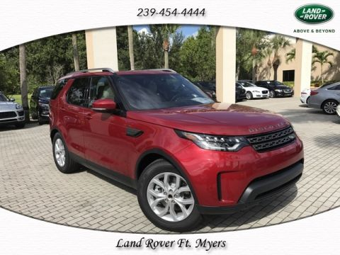 New 2017 Land Rover Discovery SE