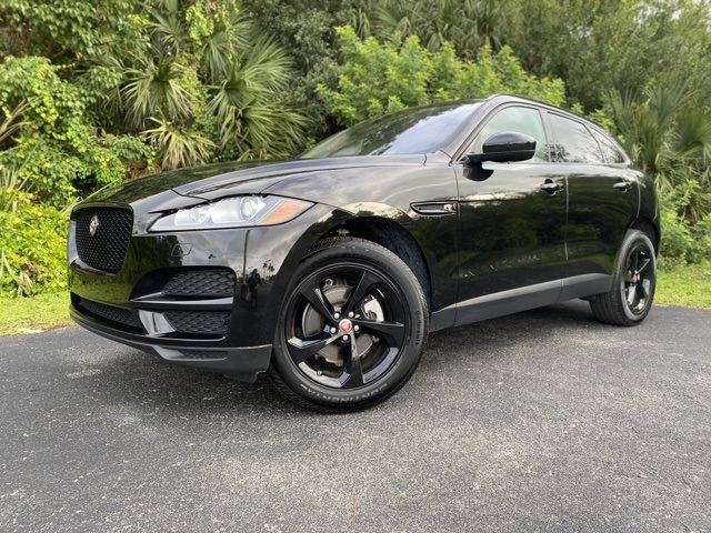 Certified Pre-Owned 2020 Jaguar F-PACE 25t Premium