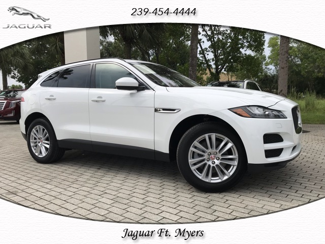 Certified Pre-Owned 2018 Jaguar F-PACE 35t Prestige