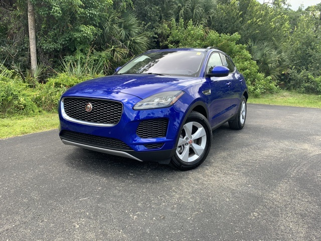 Certified Pre-Owned 2020 Jaguar E-PACE Base