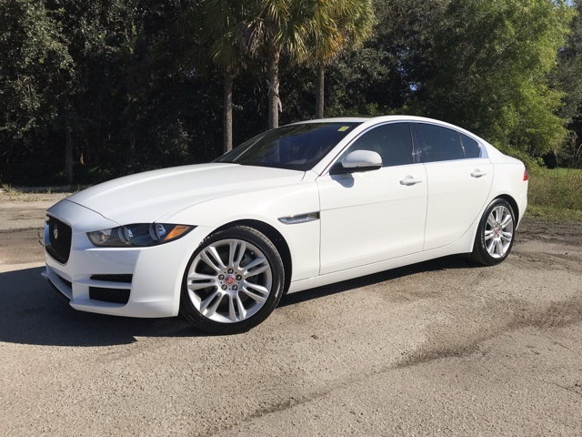 Certified Pre-Owned 2019 Jaguar XE 20d Premium