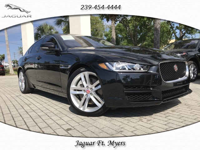 Certified Pre-Owned 2018 Jaguar XE 30t Premium