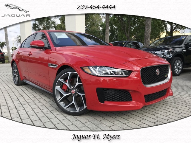 Certified Pre-Owned 2018 Jaguar XE S
