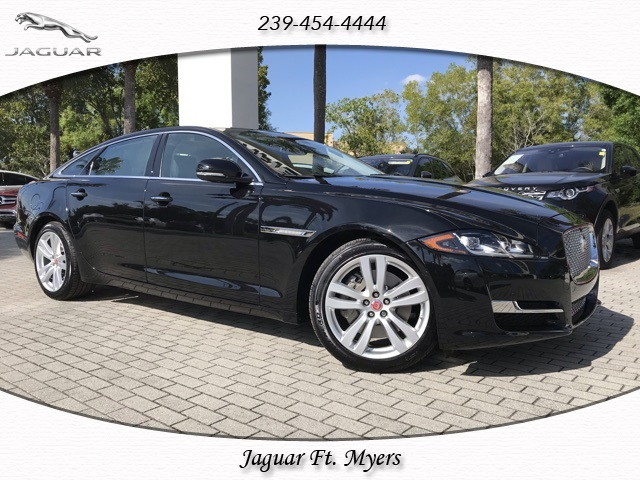 certified pre-owned 2017 jaguar xj xjl portfolio 4 door sedan in
