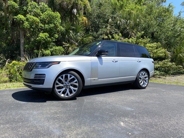 Certified Pre-Owned 2019 Land Rover Range Rover 5.0L V8 Supercharged Autobiography LWB