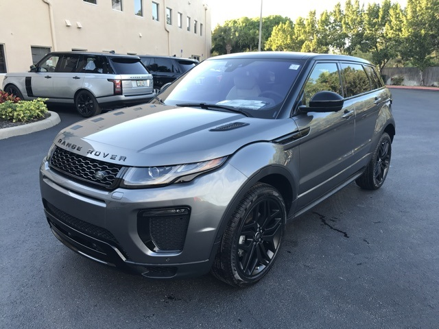new 2017 land rover range rover evoque hse dynamic 4d sport utility in fort myers hh195462. Black Bedroom Furniture Sets. Home Design Ideas