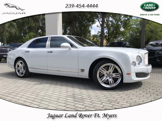 Pre-Owned 2012 Bentley Mulsanne Base