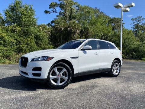 Certified Pre-Owned 2017 Jaguar F-PACE 20d Premium