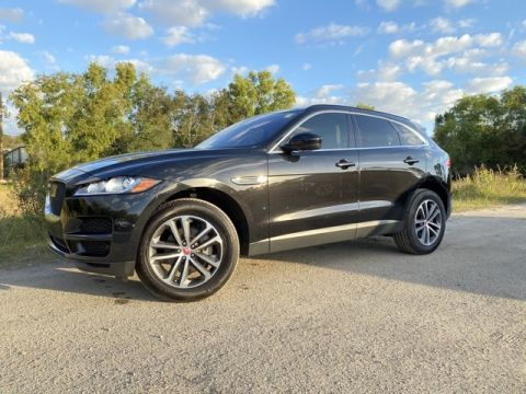 Certified Pre-Owned 2019 Jaguar F-PACE 20d Premium