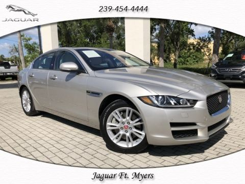Certified Pre-Owned 2017 Jaguar XE 20d Premium