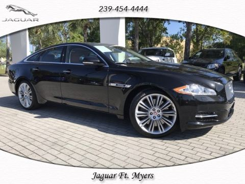 Certified Pre-Owned 2014 Jaguar XJ Supercharged