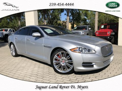 Certified Pre-Owned 2015 Jaguar XJ XJL Portfolio