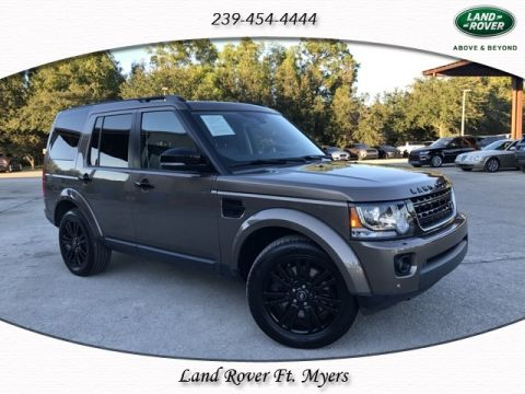 Pre-Owned 2014 Land Rover LR4 Base HSE