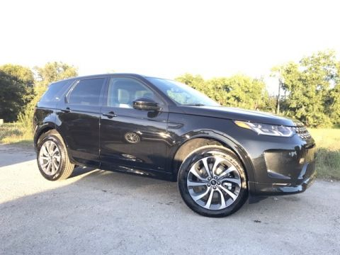 New 2020 Land Rover Discovery Sport HSE