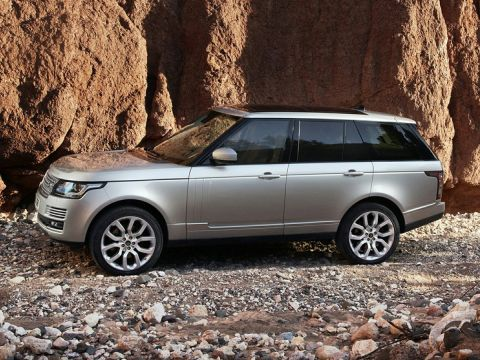 Pre-Owned 2015 Land Rover Range Rover 5.0L V8 Supercharged LWB