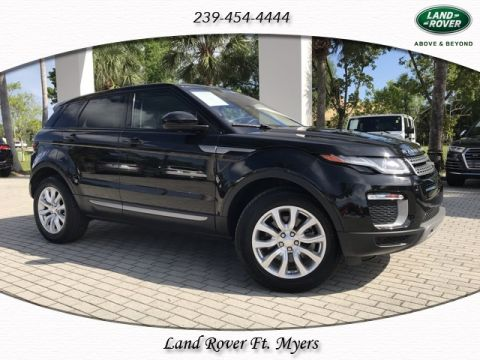 Certified Pre-Owned 2016 Land Rover Range Rover Evoque SE